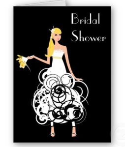 Bridal Shower invitation Card from Zazzle.com_1245999423351
