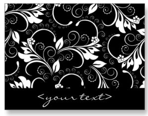 vintage flowers postcard from Zazzle.com_1245652389778