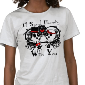 Eternity With You Shirt from Zazzle.com_1248504255833