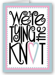 Tying the Knot Card from Zazzle.com_1246689711944
