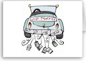 just married card from Zazzle.com_1250230644913